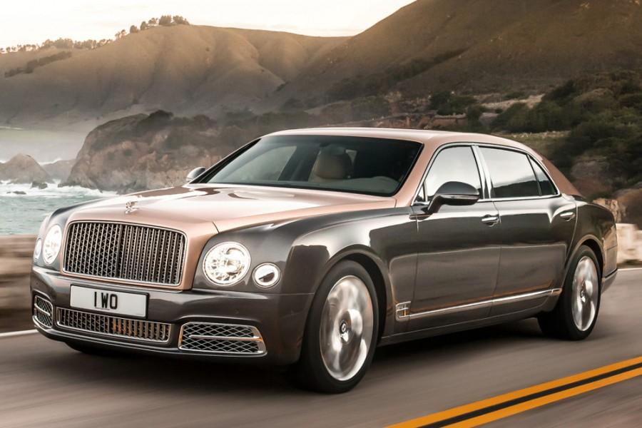 Bentley Mulsanne EWB седан, 2016–2016, 2 поколение [рестайлинг] - отзывы, фото и характеристики на Car.ru
