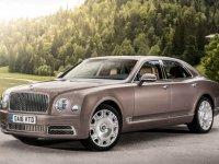Bentley Mulsanne, 2 поколение [рестайлинг], Седан, 2016–2016