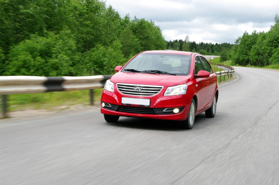 Chery A19 седан, 2013–2016, 3 поколение - отзывы, фото и характеристики на Car.ru