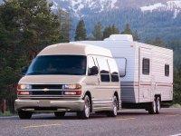Chevrolet Astro, 2 поколение, Conversion микроавтобус 4-дв., 1995–2005