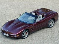 Chevrolet Corvette, C5, 50th anniversary кабриолет 2-дв., 1997–2004