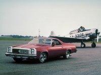 Chevrolet El Camino, 4 поколение [4-й рестайлинг], Classic пикап 2-дв., 1977