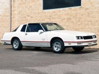 Chevrolet Monte Carlo, 4 поколение [3-й рестайлинг], Ss aerocoupe тарга 2-дв., 1986–1988