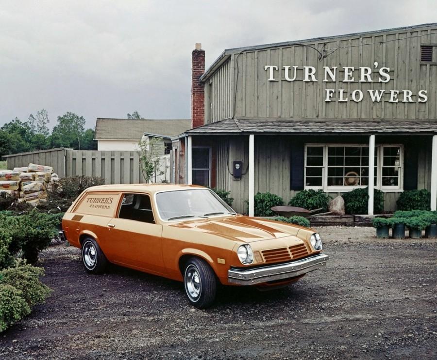 Chevrolet Vega Panel Express универсал 3-дв., 1973–1977, 1 поколение [рестайлинг] - отзывы, фото и характеристики на Car.ru