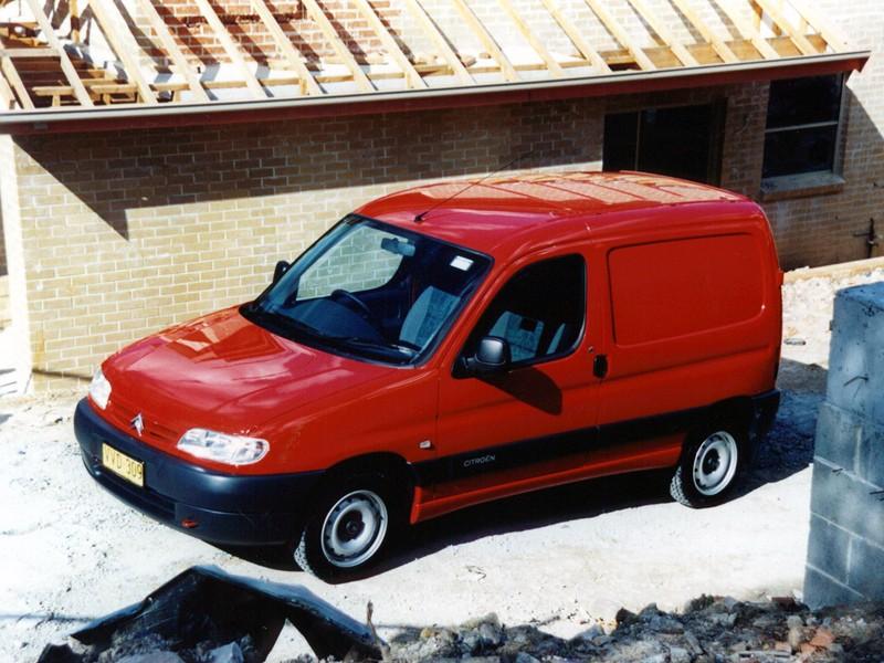 Citroen Berlingo фургон, 1996–2002, 1 поколение - отзывы, фото и характеристики на Car.ru