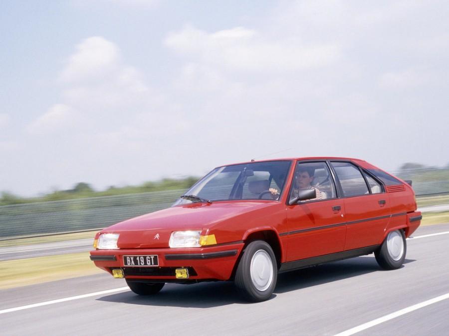 Citroen BX GT хетчбэк 5-дв., 1982–1994, 1 поколение - отзывы, фото и характеристики на Car.ru