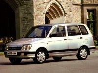 Daihatsu Move, Gran Move [рестайлинг], Минивэн, 1996–1999
