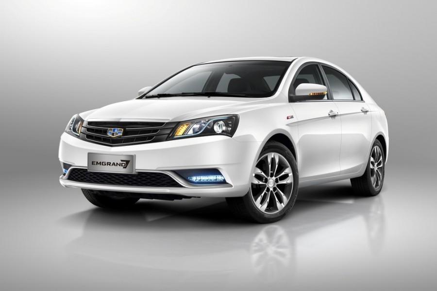 Geely Emgrand 7 седан, 2015–2016, 1 поколение [рестайлинг] - отзывы, фото и характеристики на Car.ru