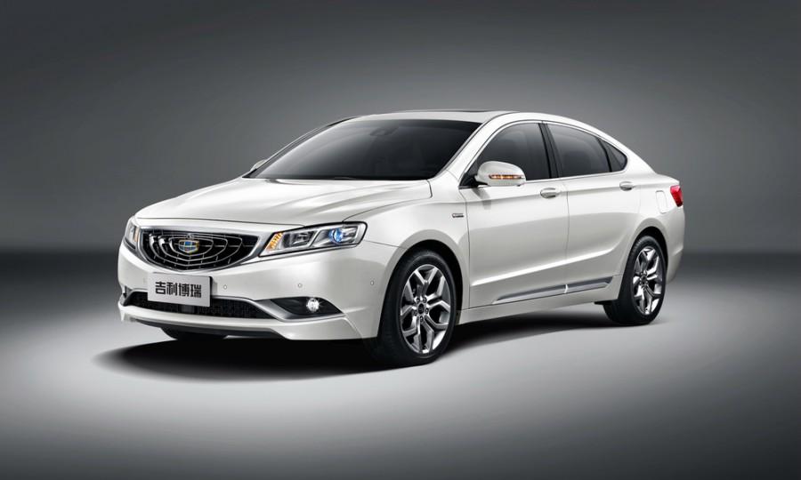 Geely GC9 седан, 1 поколение - отзывы, фото и характеристики на Car.ru