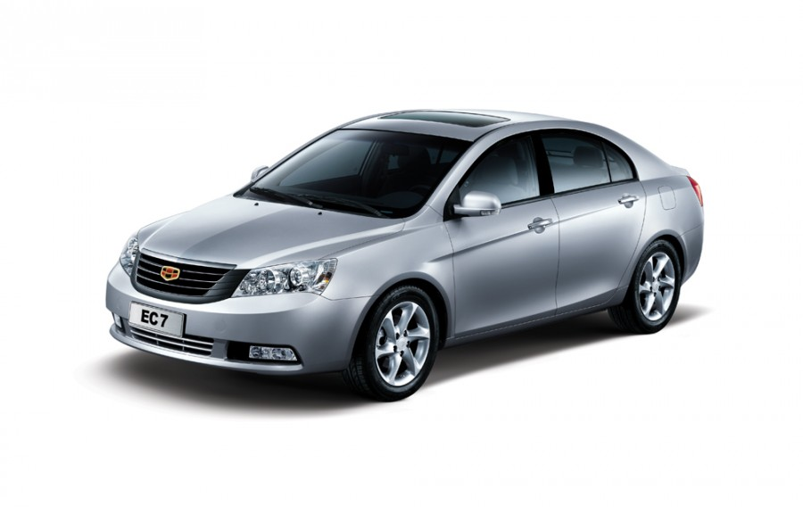 Geely Emgrand, Асбест