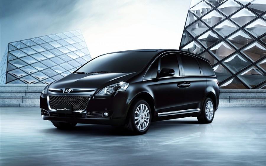 Luxgen 7 MPV минивэн, 2012–2016, 1 поколение - отзывы, фото и характеристики на Car.ru