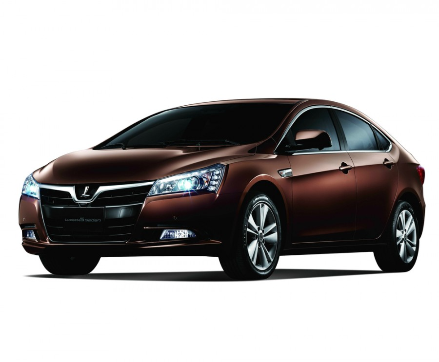 Luxgen 5 седан, 2012–2016, 1 поколение - отзывы, фото и характеристики на Car.ru