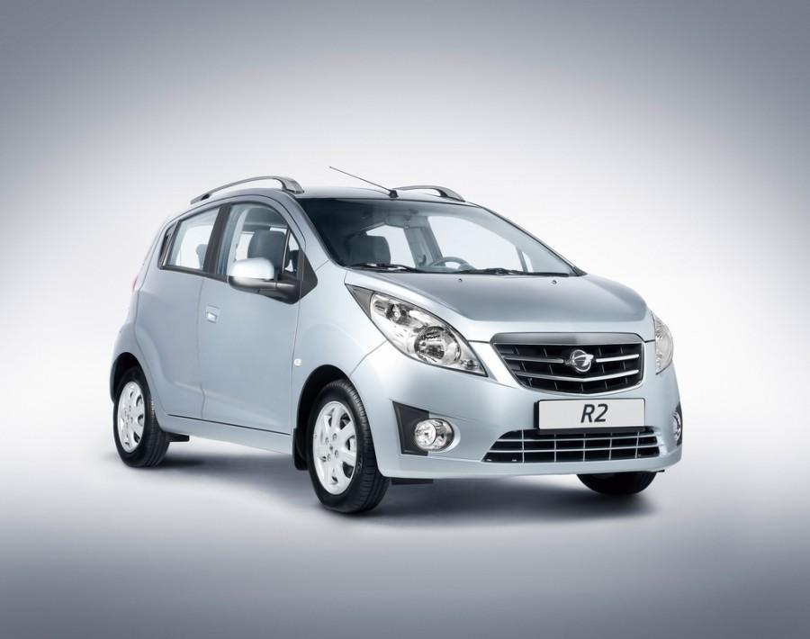 Ravon R2 хетчбэк, 2015–2016, 1 поколение - отзывы, фото и характеристики на Car.ru