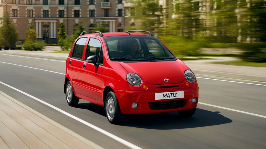 Ravon Matiz хетчбэк, 2000–2016, 1 поколение - отзывы, фото и характеристики на Car.ru