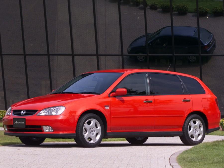 Honda Avancier Nouvelle Vague универсал 5-дв., 1999–2003, 1 поколение - отзывы, фото и характеристики на Car.ru