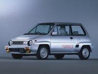 Honda City, 1 поколение, Turbo ii хетчбэк 3-дв.