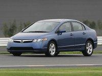 Honda Civic, 8 поколение, Us-spec седан 4-дв., 2005–2008