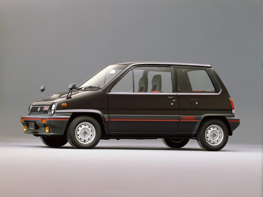 Honda City Turbo хетчбэк 3-дв., 1 поколение - отзывы, фото и характеристики на Car.ru