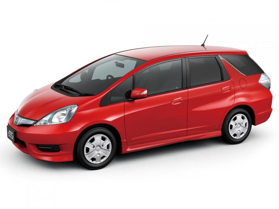 Honda Fit Shuttle Hybrid универсал 5-дв., 2011–2013, 1 поколение - отзывы, фото и характеристики на Car.ru