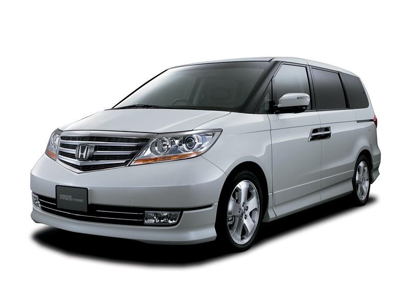 Honda Elysion, Агрыз