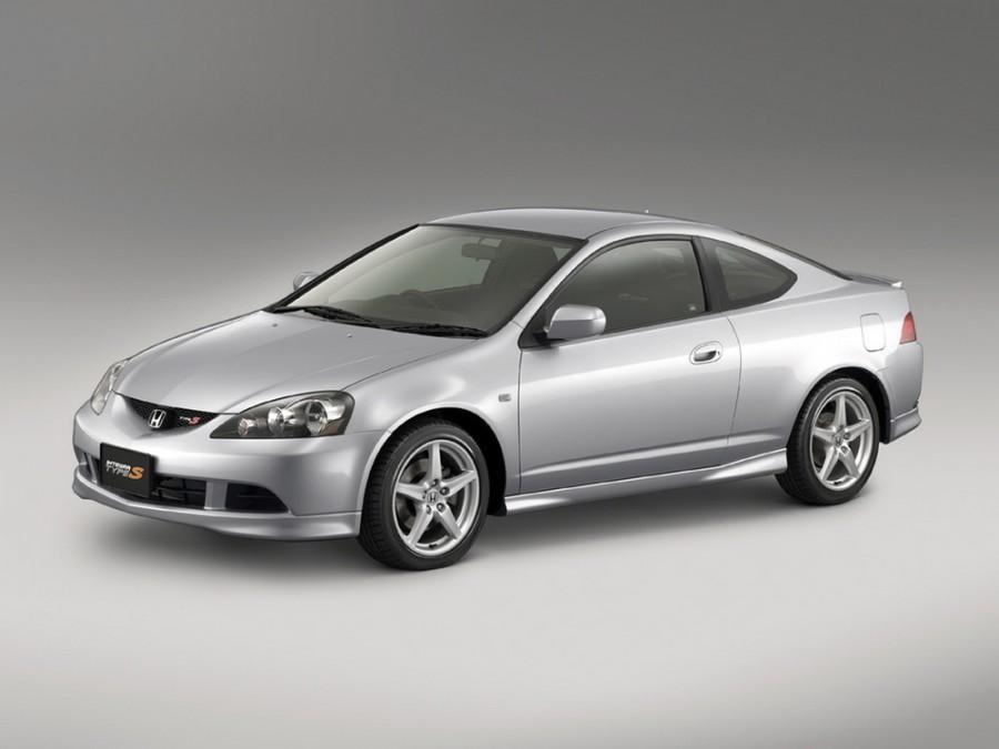 Honda Integra Type S купе 2-дв., 2004–2006, 4 поколение [рестайлинг] - отзывы, фото и характеристики на Car.ru