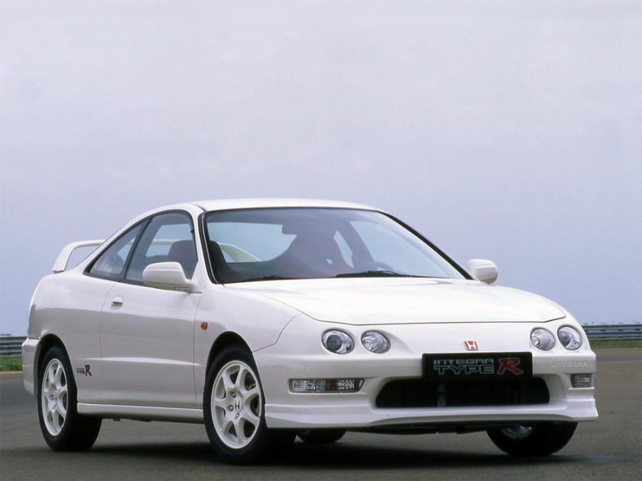 Honda Integra Type R купе 2-дв., 1995–2001, 3 поколение [рестайлинг] - отзывы, фото и характеристики на Car.ru