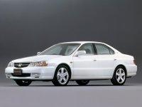 Honda Inspire, 3 поколение, Type-s седан 4-дв., 1998–2003