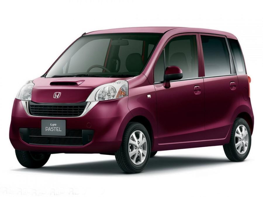 Honda Life Pastel хетчбэк 5-дв., 2008–2010, 5 поколение - отзывы, фото и характеристики на Car.ru