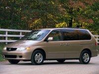 Honda Odyssey, 2 поколение, Us-spec минивэн 5-дв., 1998–2003