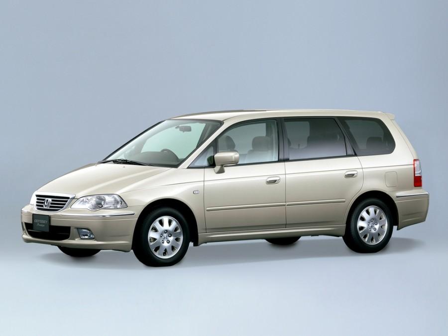 Honda Odyssey Prestige минивэн 5-дв., 2001–2004, 2 поколение [рестайлинг] - отзывы, фото и характеристики на Car.ru