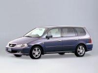 Honda Odyssey, 2 поколение [рестайлинг], Absolute минивэн 5-дв., 2001–2004