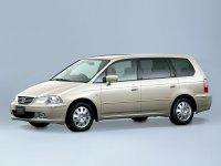 Honda Odyssey, 2 поколение [рестайлинг], Prestige минивэн 5-дв., 2001–2004