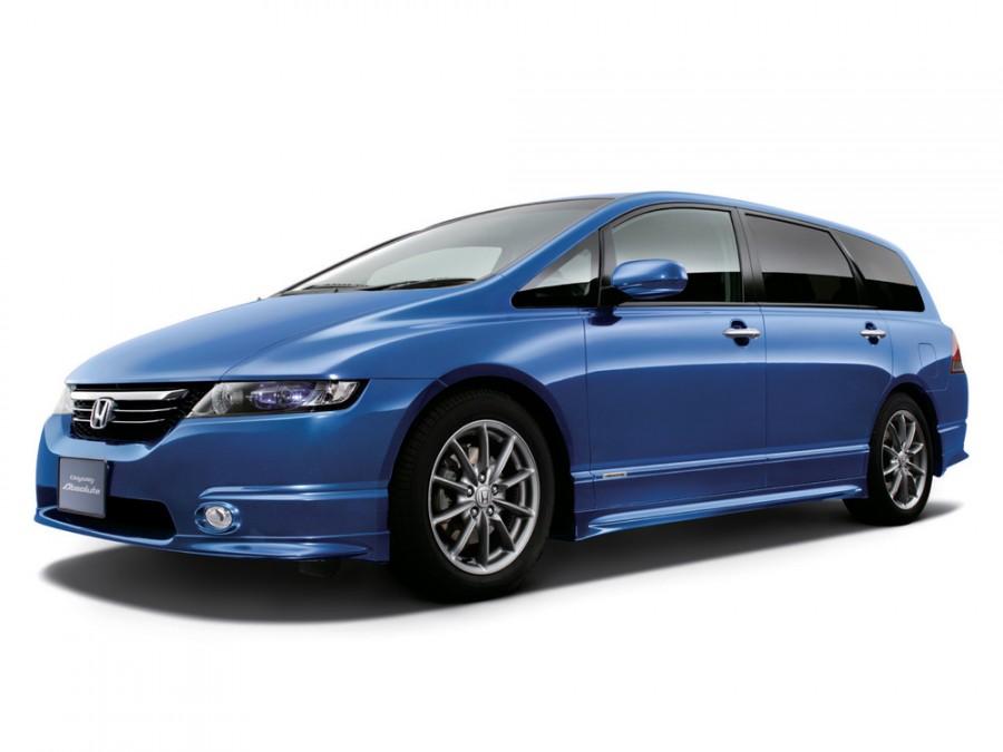 Honda Odyssey Absolute минивэн 5-дв., 2003–2007, 3 поколение - отзывы, фото и характеристики на Car.ru