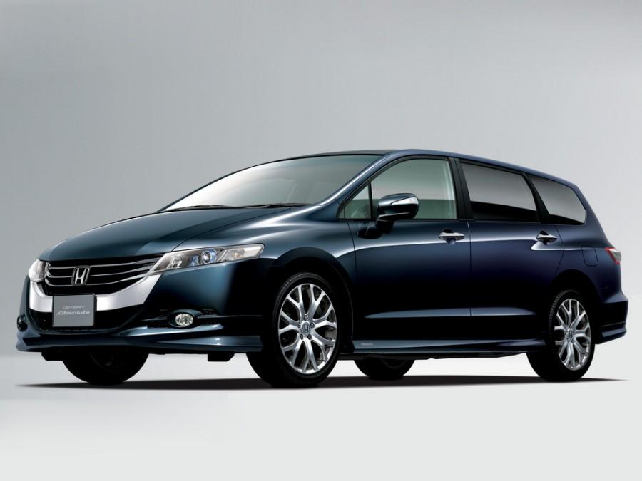 Honda Odyssey Absolute минивэн 5-дв., 2009–2016, 4 поколение - отзывы, фото и характеристики на Car.ru
