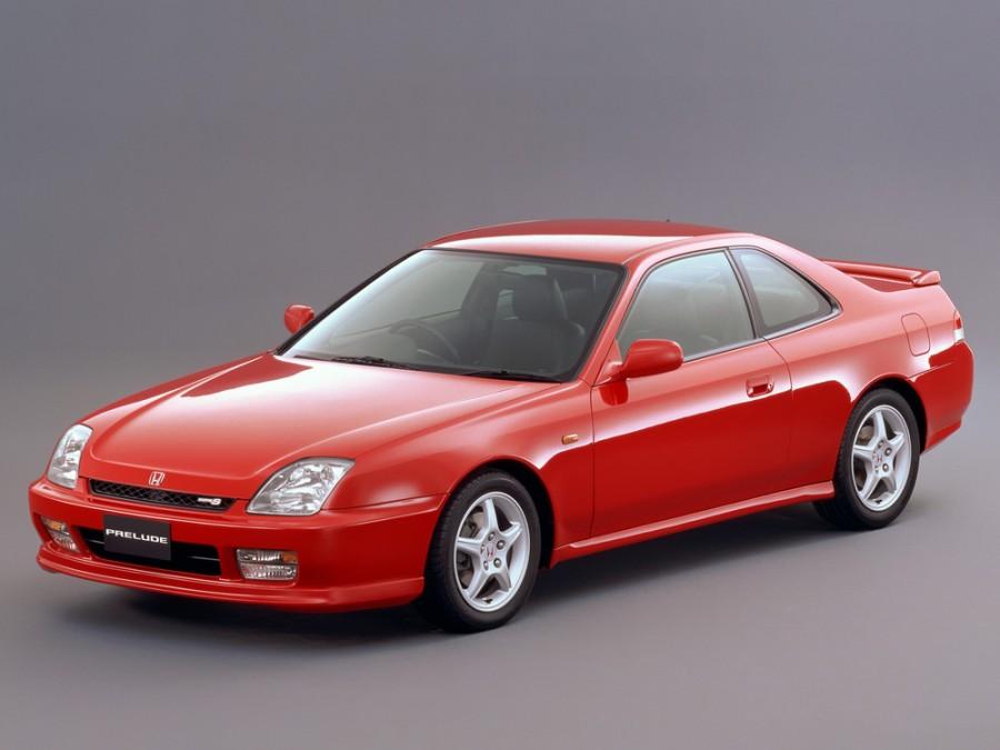 Honda Prelude Type S купе 2-дв., 1996–2001, 5 поколение - отзывы, фото и характеристики на Car.ru
