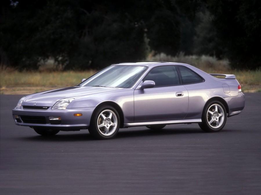 Honda Prelude Type SH купе 2-дв., 1996–2001, 5 поколение - отзывы, фото и характеристики на Car.ru