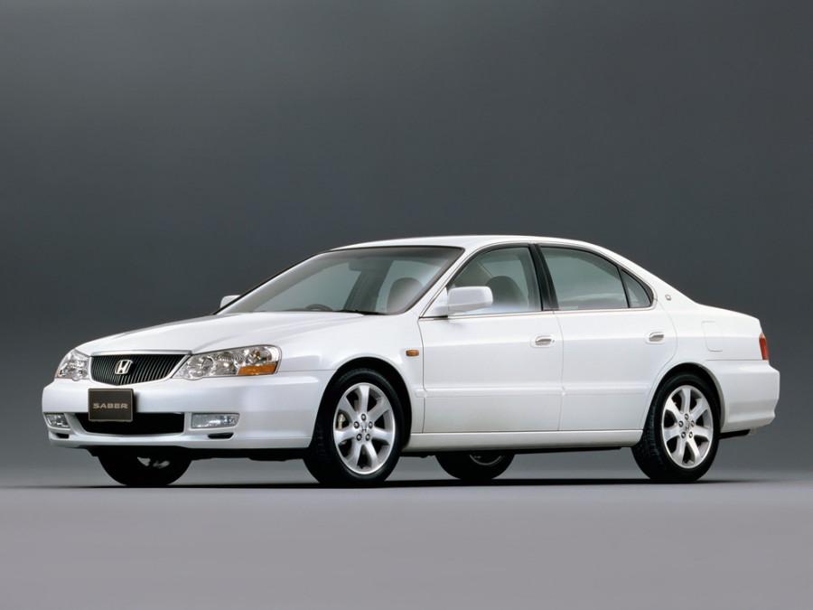 Honda Saber Type S седан 4-дв., 1998–2003, 2 поколение - отзывы, фото и характеристики на Car.ru