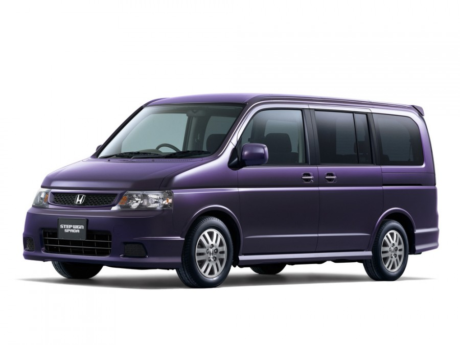 Honda Stepwgn Spada минивэн 5-дв., 2001–2005, 2 поколение - отзывы, фото и характеристики на Car.ru