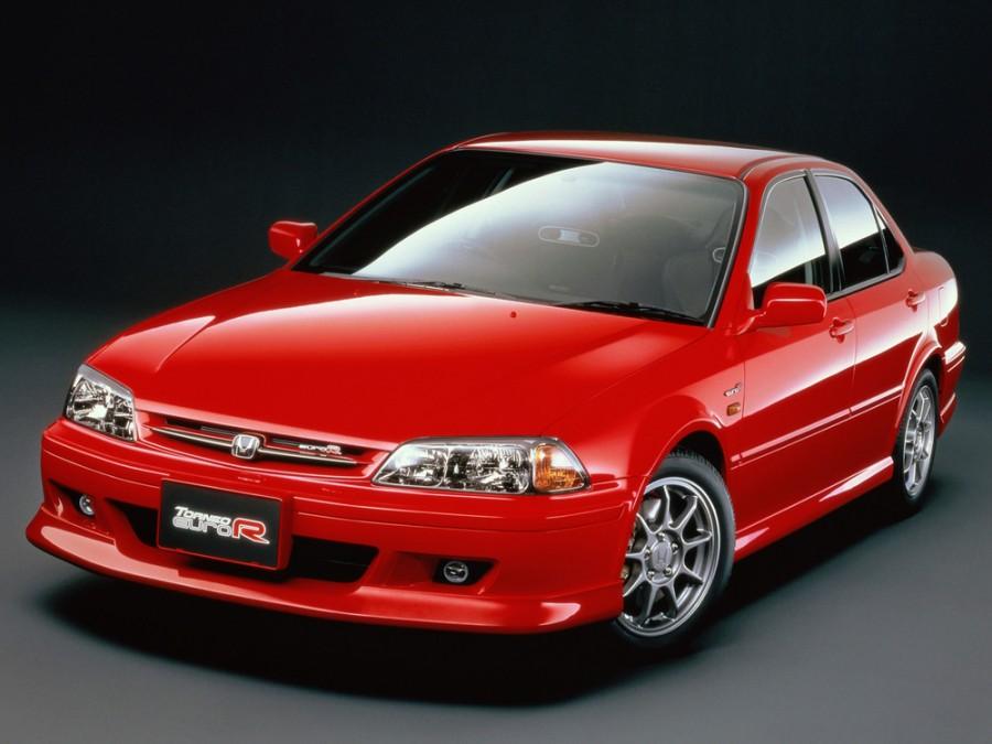 Honda Torneo Euro R седан 4-дв., 1997–2002, 1 поколение - отзывы, фото и характеристики на Car.ru