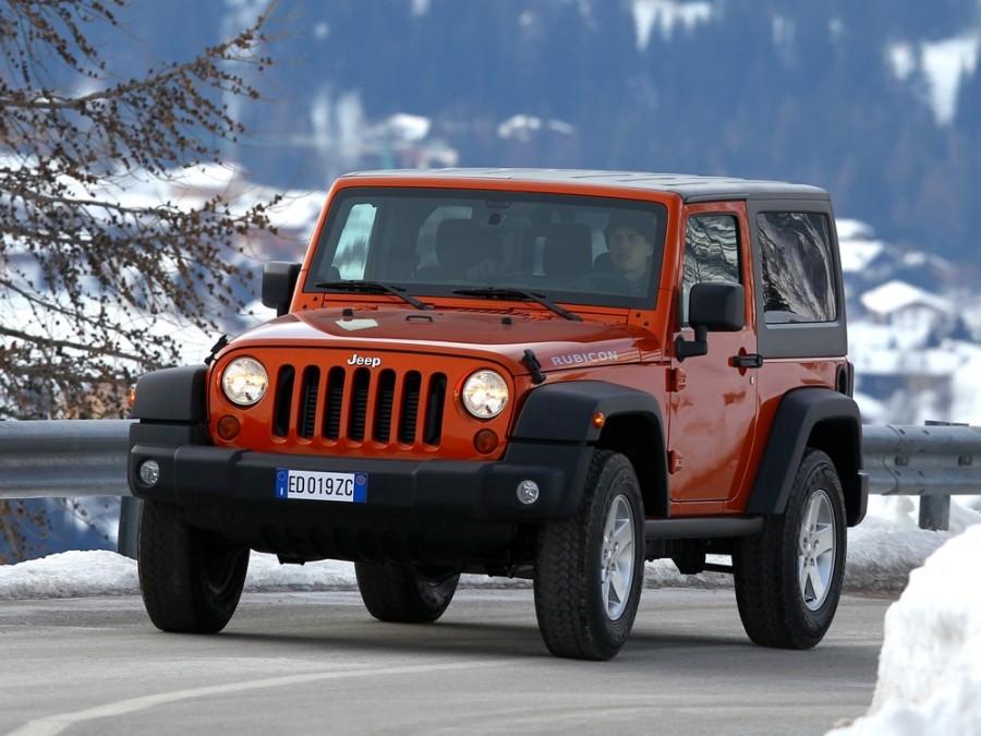 Jeep Wrangler кабриолет 2-дв., 2011–2016, JK [рестайлинг] - отзывы, фото и характеристики на Car.ru