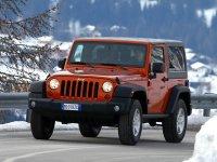 Jeep Wrangler, JK [рестайлинг], Кабриолет 2-дв., 2011–2016