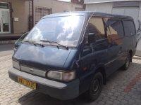 Kia Besta, 1 поколение [рестайлинг], Трехместный фургон 4-дв., 1989–1996