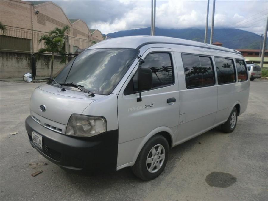 Kia Pregio Grand микроавтобус 4-дв., 2003–2007, 1 поколение [рестайлинг] - отзывы, фото и характеристики на Car.ru