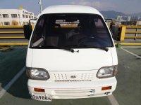 Kia Towner, 1 поколение, Двухместный фургон 5-дв., 1999–2002
