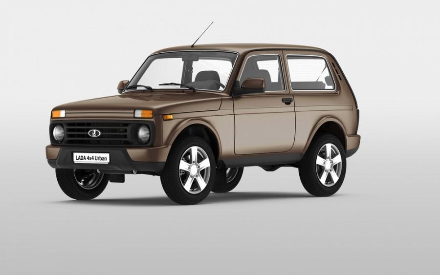 Lada 4x4 21214 Urban внедорожник 3-дв., 2009–2016, 1 поколение [2-й рестайлинг] - отзывы, фото и характеристики на Car.ru