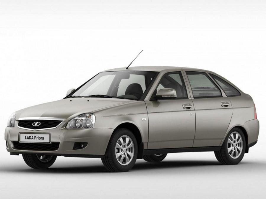 Lada Priora хетчбэк 5-дв., 2013–2016, 1 поколение [рестайлинг] - отзывы, фото и характеристики на Car.ru