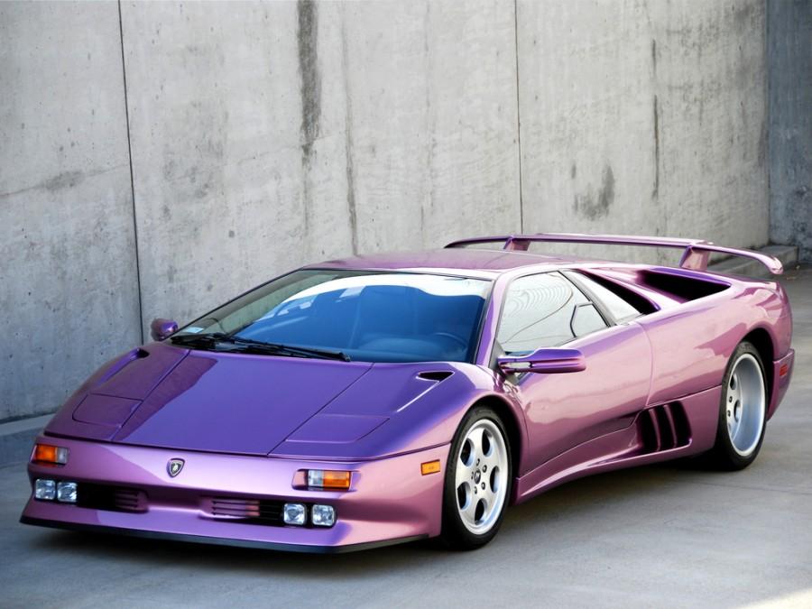 Lamborghini Diablo SE30 купе 2-дв., 1993–1998, 1 поколение - отзывы, фото и характеристики на Car.ru