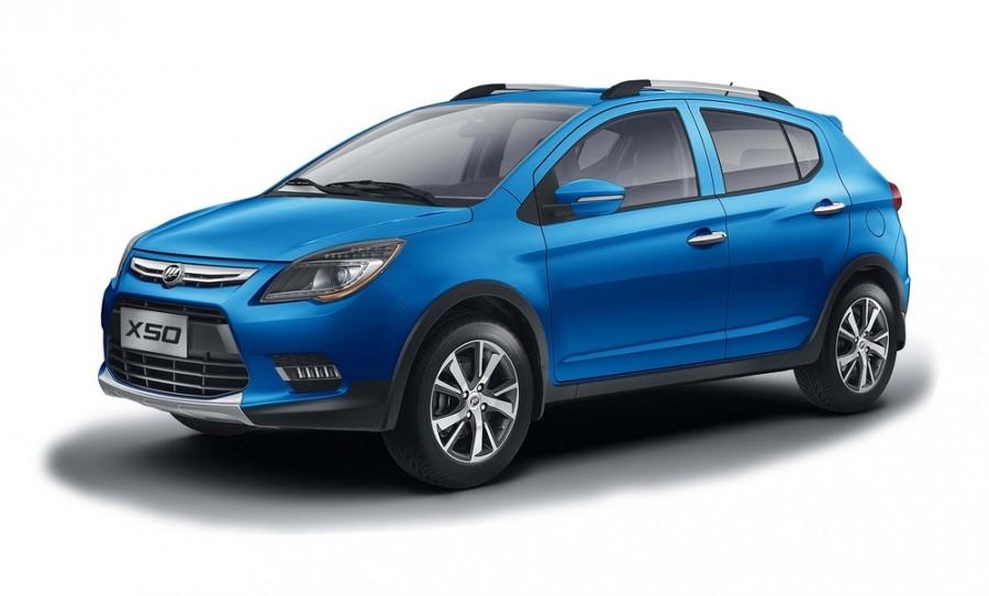 Lifan x50 хетчбэк, 2015–2016, 1 поколение - отзывы, фото и характеристики на Car.ru