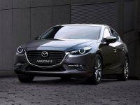 Mazda 3, BM [рестайлинг], Седан, 2016–2016