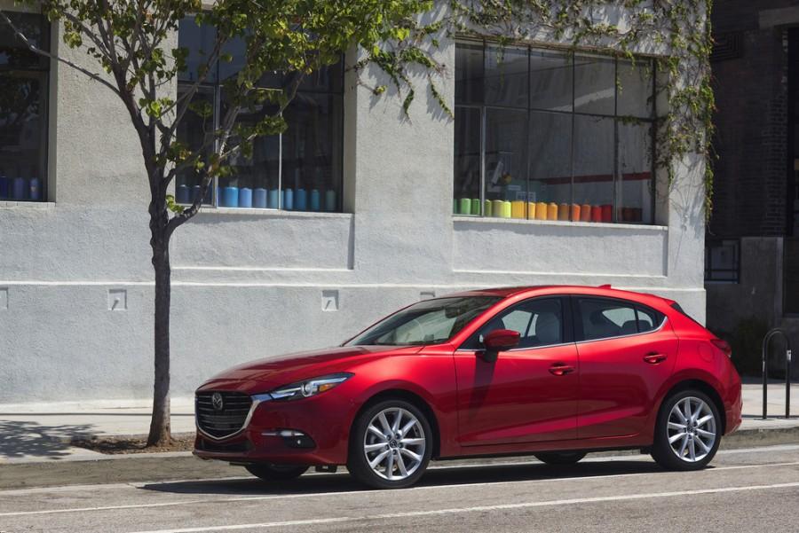 Mazda 3 хетчбэк, 2016–2016, BM [рестайлинг] - отзывы, фото и характеристики на Car.ru